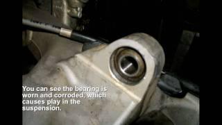 Replacing KTM Heim joint