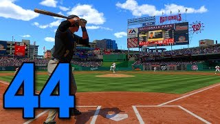 MLB Road to the Show - Part 44 - CLUTCH vs the Nationals