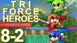 Soluce Tri Force Heroes : Niveau 8-2