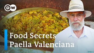Paella Valenciana: The Secrets Behind Spain's Most Famous Dish | Food Secrets Ep.1 | DW Food