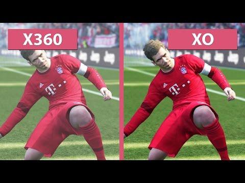 PES | Pro Evolution Soccer 2016 – Xbox 360 vs. Xbox One Graphics Comparison (Demo) [FullHD][60fps]