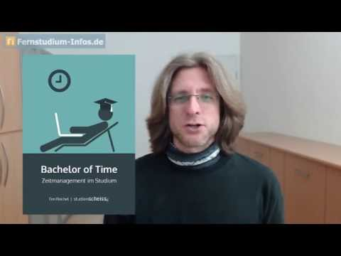Rezension: Bachelor of Time - Zeitmanagement im Studium (Tim Reichel)