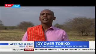 Joy in Kajiado over the nomination of former DPP Keriako Tobiko to cabinet