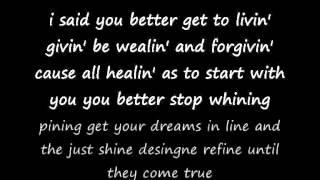 Dolly Parton better get to livin' lyrics