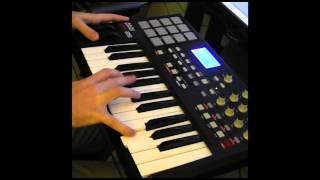 Teminite   Ascent (Live Keyboard Cover)