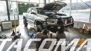 Built 4 Adventure - How to Build an Overland Vehicle: Step 2