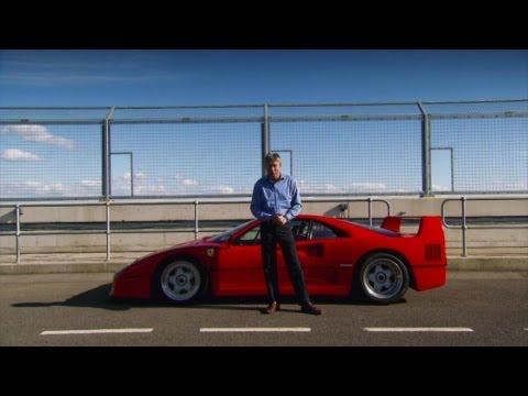 SUPERCAR: FERRARI F40 – Fifth Gear