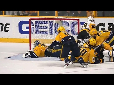 Gotta See It: Rinne makes unbelievable diving stop