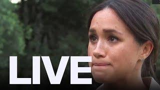Meghan Markle Emotional Over Scrutiny   ET Canada LIVE