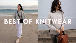 BEST OF KNITWEAR | Finding The Perfect Wardrobe Basics