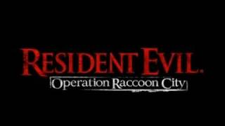 Clip of Resident Evil Operation Raccoon City