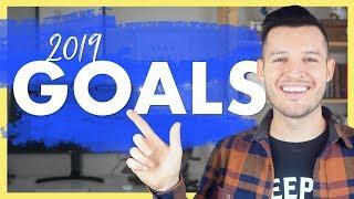 Setting My 2019 Goals
