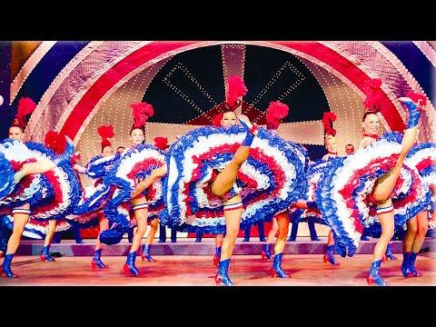 Moulin Rouge Show in Paris