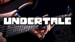 Undertale: MEGALOVANIA || Metal Cover by RichaadEB & ThunderScott