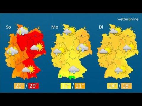 wetteronline.de: Wetter in 60 Sekunden (19.5.2016)