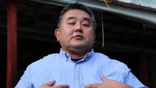 中村道紀先生 楽伸流抜力道 実践説明