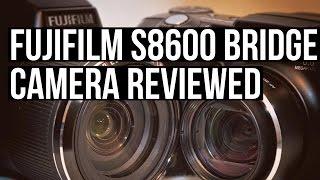 Fujifilm s8600 review - a bridge camera perfect for the family