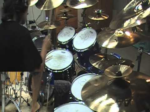 Selfmade - (Otep) - Drum Cover