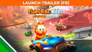 Garfield Kart Furious Racing  | Launch Trailer FR | Microids & Artefacts Studio