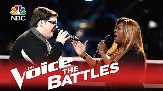 The Voice 2015 Battle   Jordan Smith vs  Regina Love Like I Can