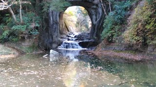 おすすめコース千葉県!観光に行くなら!ここに行こう。亀岩の洞窟!崖観音!素晴らしい!感動しました。