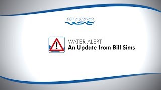 A message from Bill Sims, Director of Engineering & Public Works