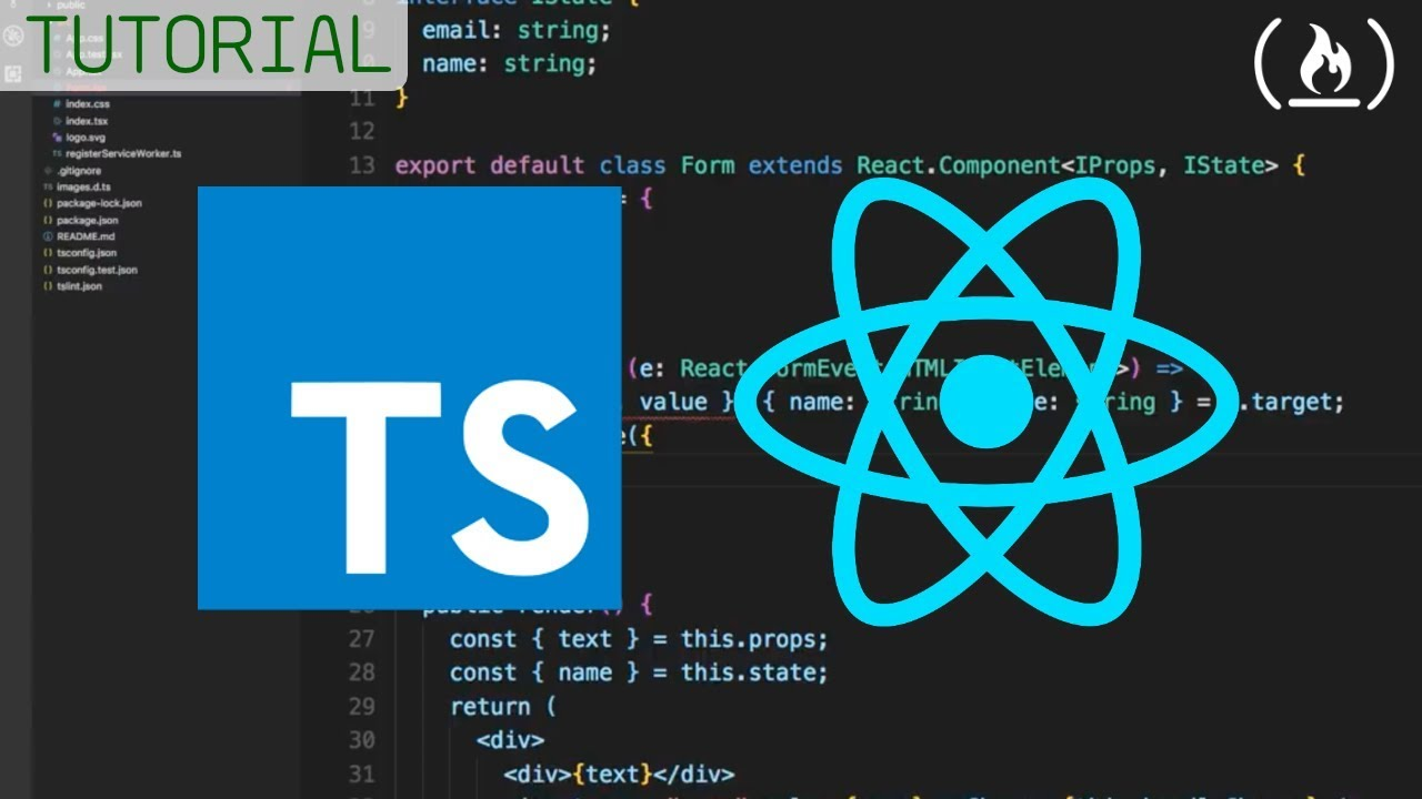 How to use Typescript in React