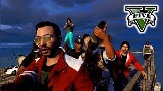 GTA 5 Online : Nouveau DLC !! - BEACH BUM DLC !! Véhicules - Armes - Tatouages ... Gameplay