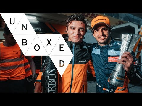 Image: WATCH: McLaren Unboxed Brazil | Comeback King