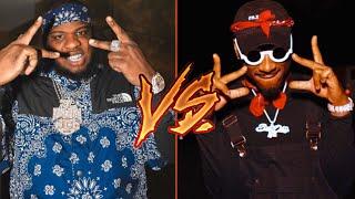 Hoover Criminal/Crip Rappers Vs. Piru Rappers 2020