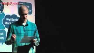 Majk Spirit - prednáška