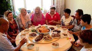 The Flavor Of Eid Al Fitr In Xinjiang