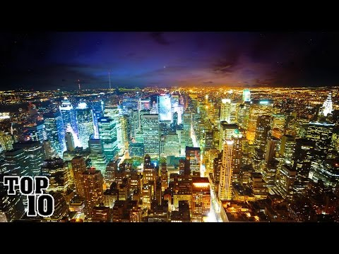 Video Top 10 Best Cities In The World