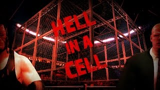 WWE 2K15 Hell in a Cell Promo