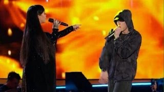 Eminem & Rihanna Live at The Concert for Valor 2014 Full Performance HD
