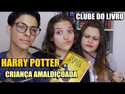 RESENHA: Harry Potter e a Criança Amaldiçoada #ClubeDoLivro | DNA Literário