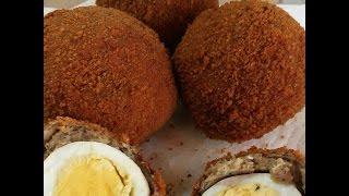 Scotch Egg   Nigerian Food    Nigerian Cuisine