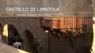 preview picture of video 'Migliore Dimora Storica per Eventi in italia...Castello di Limatola'