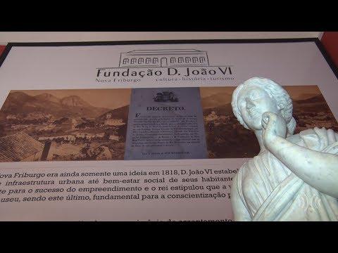 """Você sabia que Nova Friburgo tem uma versão local do """"Museu Nacional""""?"""