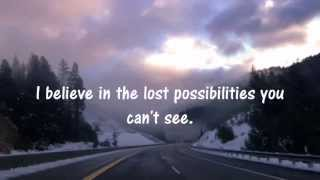 Christina Perri - I Believe (Lyrics)