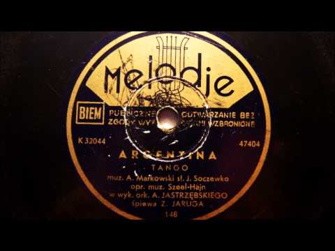 Tango Argentina- Zenon Jaruga !