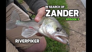 In search of zander - The Alien Fish EP3 (video 210)