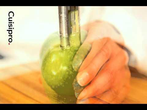 Apfelkernausstecher