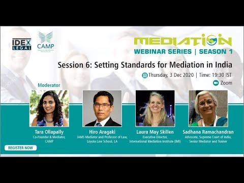 Standards of Mediation