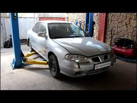 Проект №2 Hyundai Lantra 1999 года 1,6 Хендай Лантра часть # 2