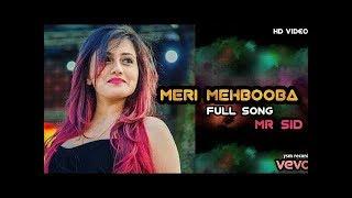 Meri Mehbooba ( Official Lyrical Punjabi Song ) 2017 - YouTube