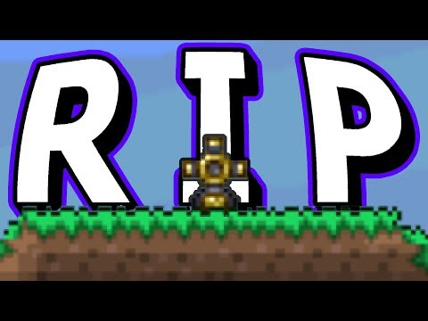 1 Million Terraria Players cut down a tree.. Then quit forever