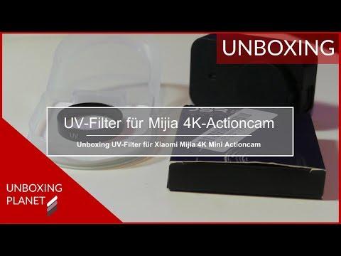 UV-Filter für Xiaomi Mijia 4K-Actioncam