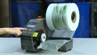 Fill-Air Rocket Inflatable Packaging System