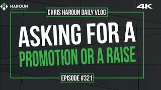【4K】Asking for a Promotion or a Raise